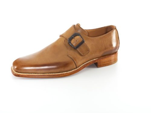 Herren Businessschuh Monk