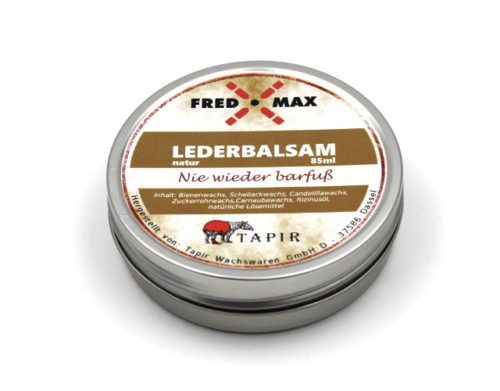 Fredmax Lederbalsam