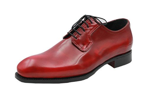 Herren Businessschuh Red Derby