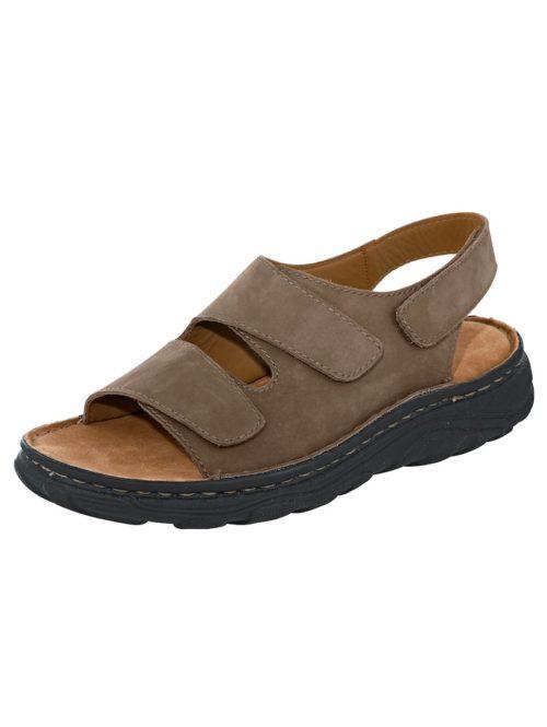 Sandale Fortuna braun