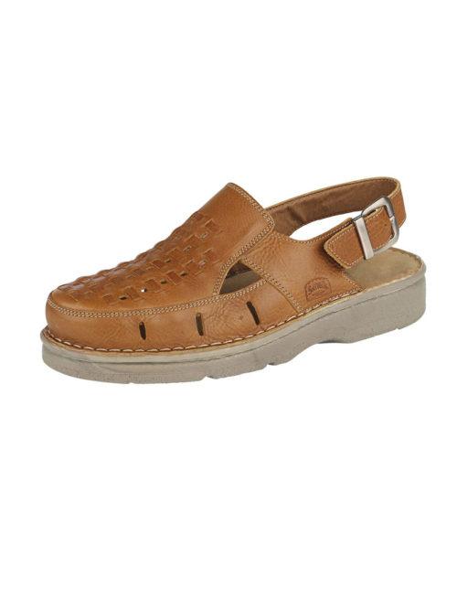 Sandale Softwalk braun