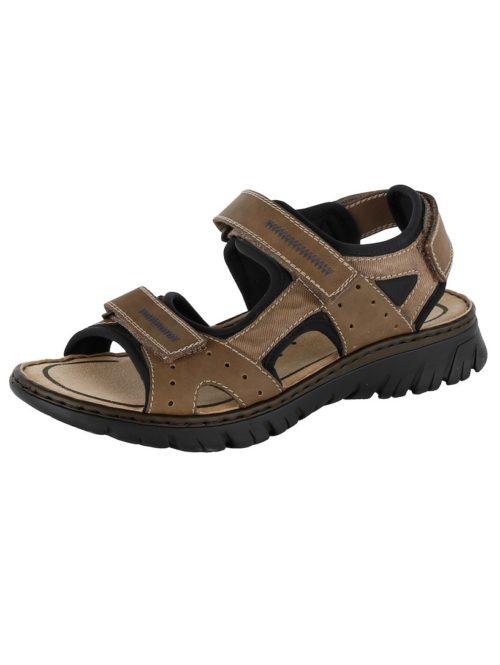 Sandale Rieker braun