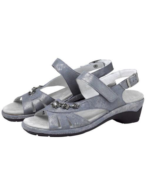 Sandalette Semler taubenblau