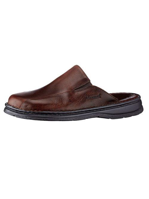 Pantoffel Valmonte braun