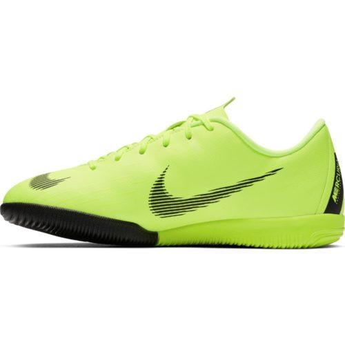 Nike JR MERCURIAL VAPORX 12 ACADEMY GS IC Fußballschuhe Kinder