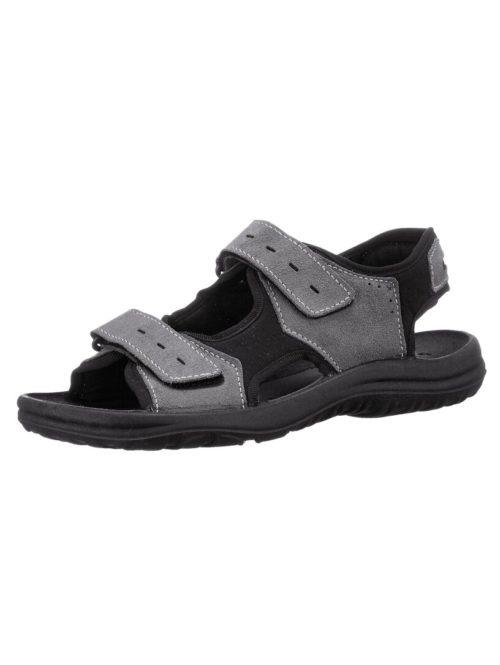 Sandale grau-kombi