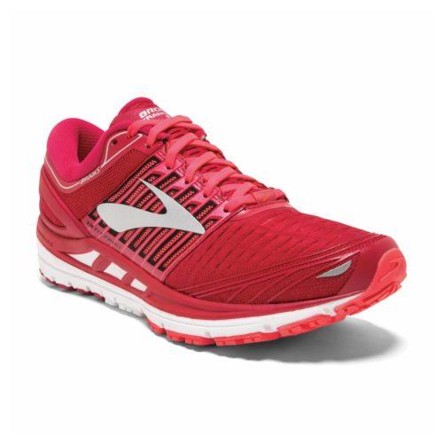 Brooks Transcend 5 Damen Laufschuh pink Gr. 42,5