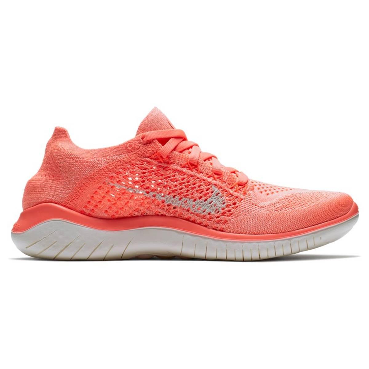 Nike Free RN Flyknit 2018 Damen Laufschuhe Gr. 37,5