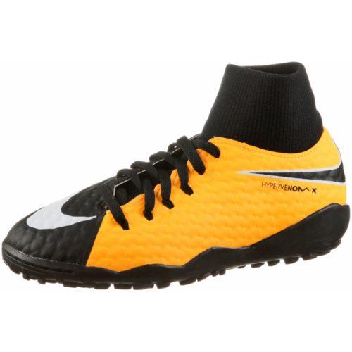 Nike JR HYPERVENOMX PHELON 3 DF TF Fußballschuhe Kinder