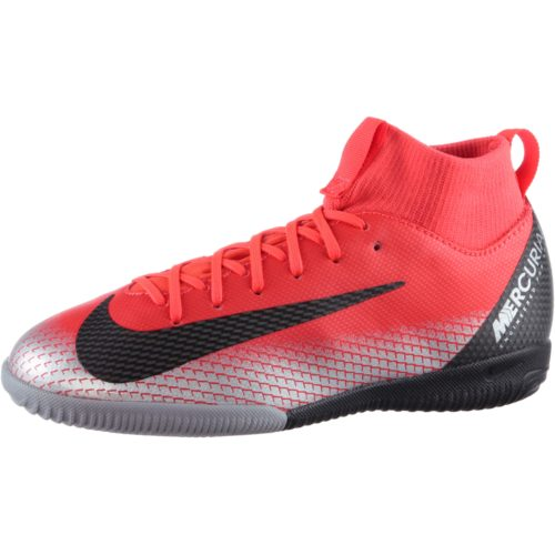 Nike MERCURIAL JR SPERFLY 6 ACADEMY GS CR7 IC Fußballschuhe Kinder