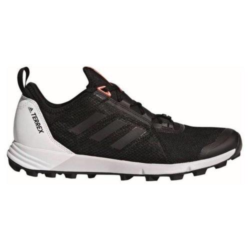 adidas Terrex Agravic Speed Damen Laufschuhe blk Gr. 41 1/3