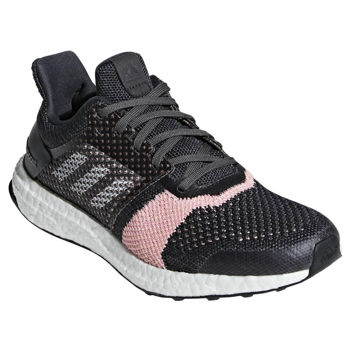 adidas Ultra Boost ST Damen Laufschuhe carbon Gr. 40