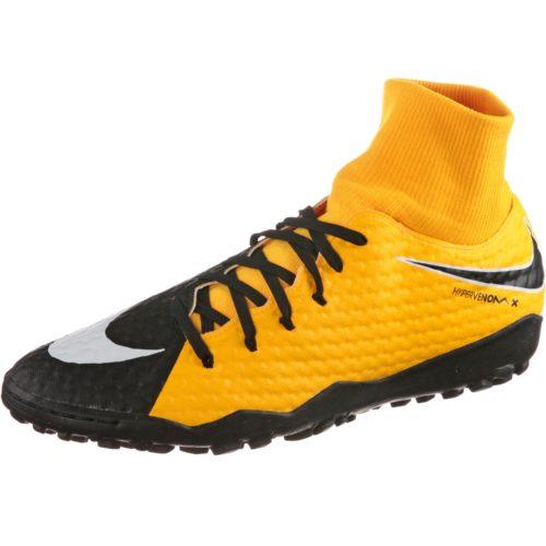 Nike HYPERVENOMX PHELON 3 DF TF Fußballschuhe Herren