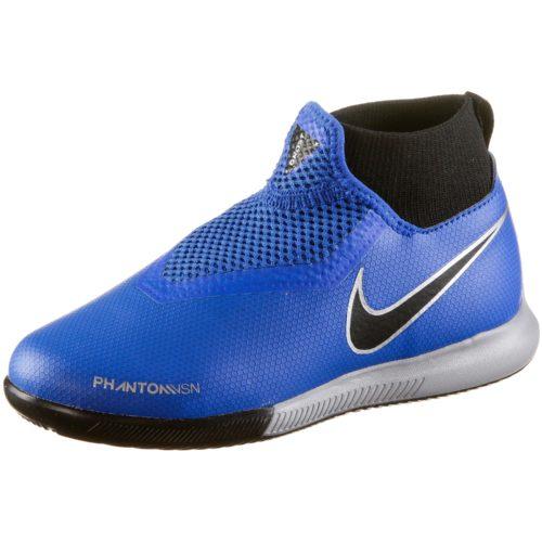 Nike JR PHANTOM VSN ACADEMY DF IC Fußballschuhe Kinder