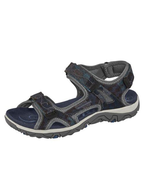 Sandalette Allrounder blau