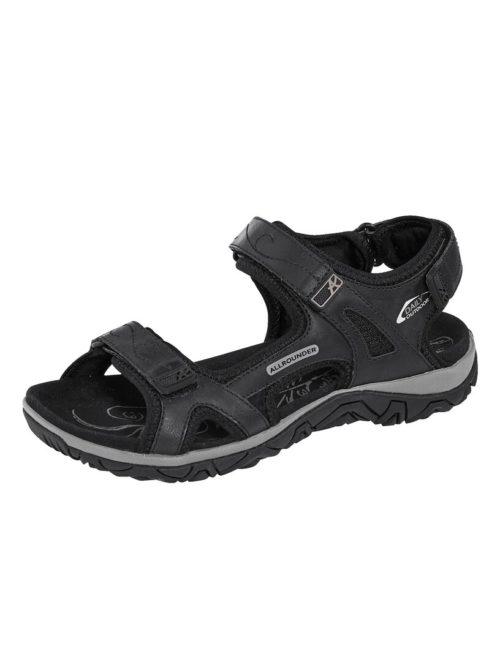 Sandalette Allrounder schwarz