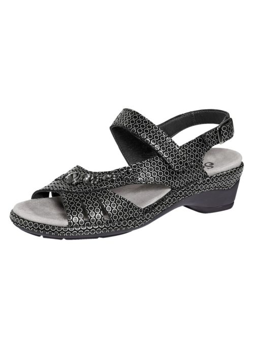 Sandalette Semler anthrazit