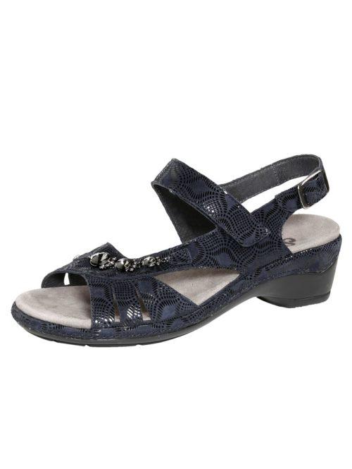Sandalette Semler dunkelblau