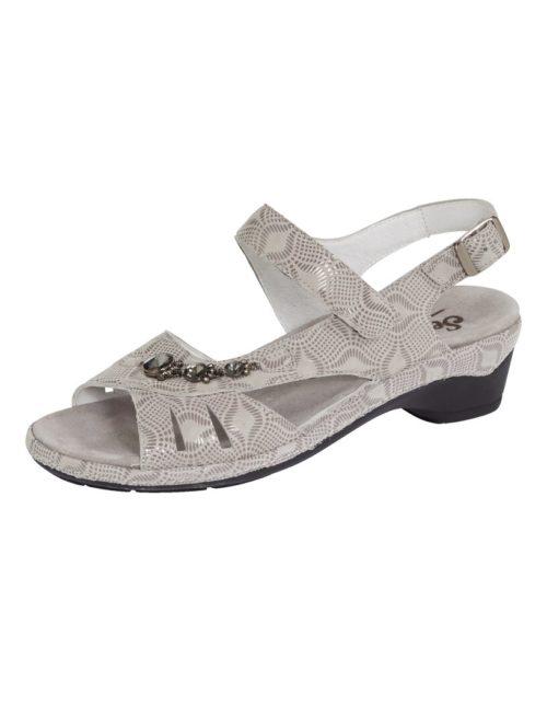 Sandalette Semler grau