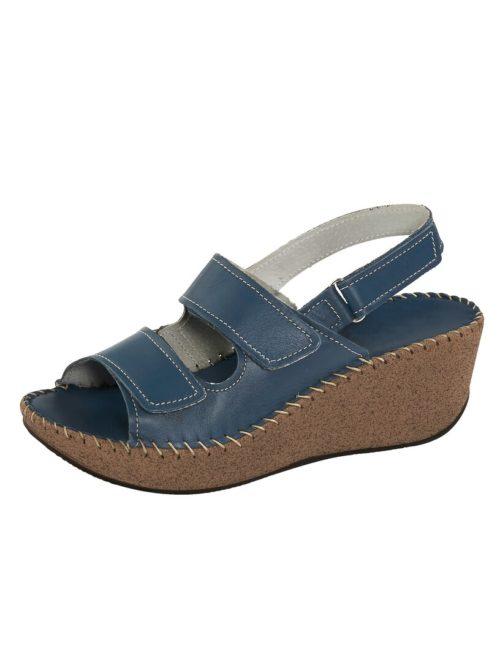 Sandalette Vamos blau