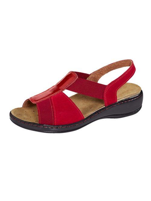 Sandalette Vamos rot