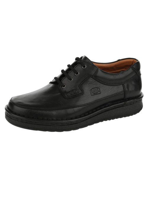 Schnürschuh Softwalk schwarz