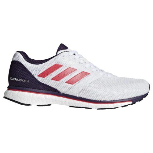 adidas Adizero Adios 4 Damen Laufschuh white Gr. 43 1/3
