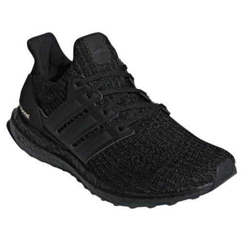 adidas Ultra Boost 4.0 Damen Laufschuh all black Gr. 40 2/3