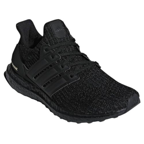 adidas Ultra Boost 4.0 Damen Laufschuh all black Gr. 41 1/3