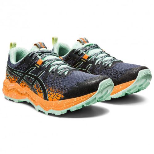 Asics - Women's FujiTrabuco Lyte - Trailrunningschuhe Gr 10,5;6;6,5;7;7,5;8,5;9,5 schwarz/grau