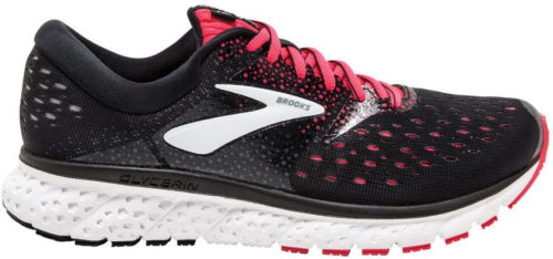 Brooks Glycerin 16 Women black/pink/grey