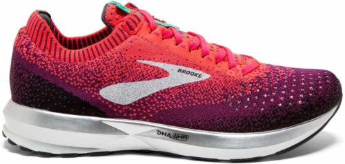 Brooks Levitate 2 Women pink/black/aqua