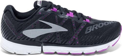 Brooks Neuro 2 Women black/purple cactus flower/white