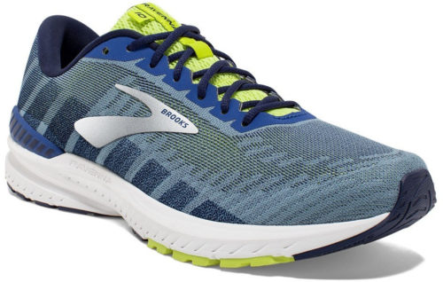 Brooks Ravenna 10 sodalite/lime/dark navy
