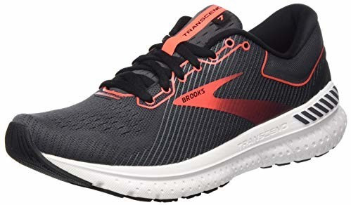 Brooks Transcend 7 Women black/ebony/coral