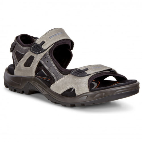 Ecco - Offroad Yucatan Sandal - Sandalen Gr 40 schwarz