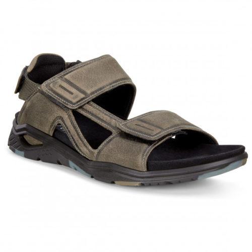 Ecco - X-Trinsic - Sandalen Gr 46 schwarz/grau