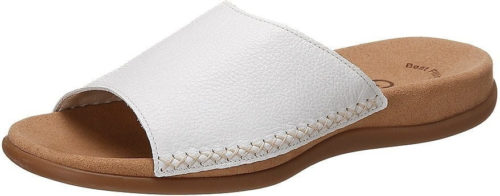 Gabor Pantolette (83705) weiß