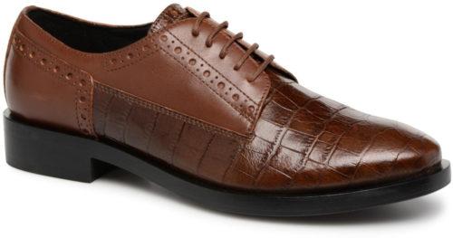 Geox Brogue (D842UB) brown