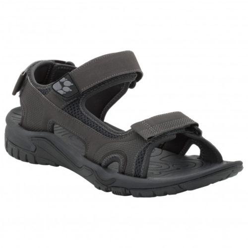 Jack Wolfskin - Lakewood Cruise Sandal - Sandalen Gr 7 schwarz