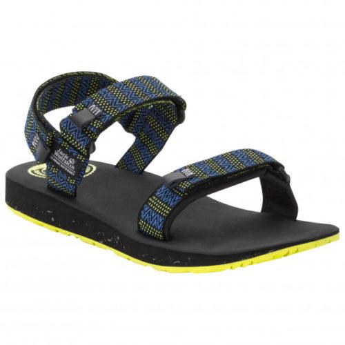 Jack Wolfskin - Outfresh Sandal - Sandalen Gr 7 schwarz