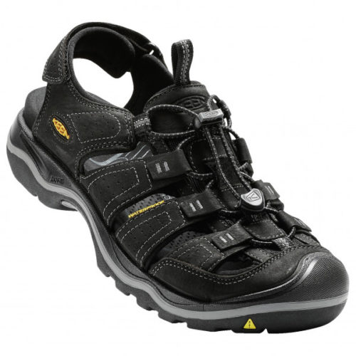 Keen - Rialto II - Sandalen Gr 8,5 schwarz