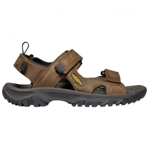 Keen - Targhee III Open Toe Sandal - Sandalen Gr 10;10,5;11;11,5;12;13;14;15;8;8,5;9;9,5 braun;schwarz