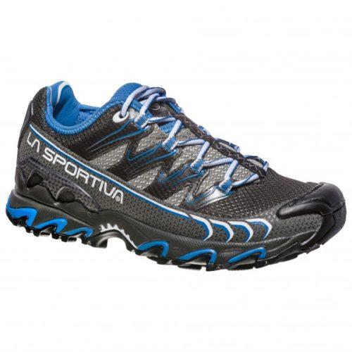 La Sportiva - Women's Ultra Raptor - Trailrunningschuhe Gr 36 schwarz/grau/blau