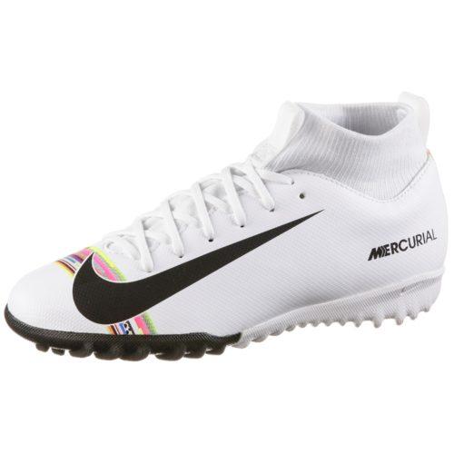 Nike JR MERCURIAL SPEFLY 6 ACADEMY GS CR7 TF Fußballschuhe Kinder