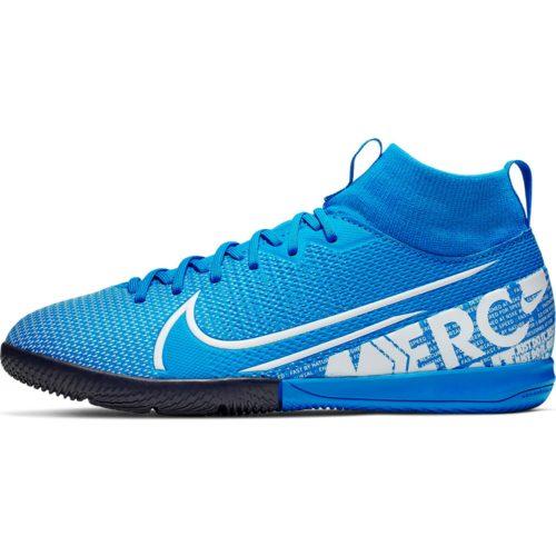 Nike JR MERCURIAL SUPERFLY 7 ACADEMY IC Fußballschuhe Kinder