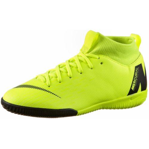 Nike JR MERCURIAL SUPERFLYX 6 ACADEMY GS IC Fußballschuhe Kinder