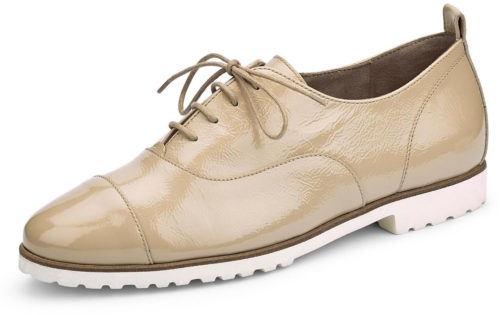 Paul Green Super Soft Dandy Shoes (2557) beige