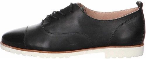 Paul Green Super Soft Dandy Shoes (2557) black