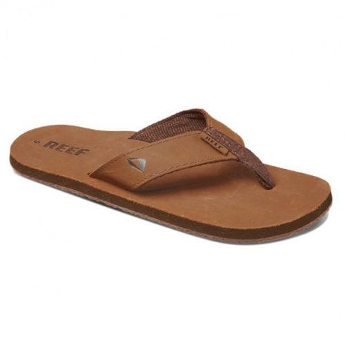Reef - Leather Smoothy - Sandalen Gr 11;12;13;8 braun